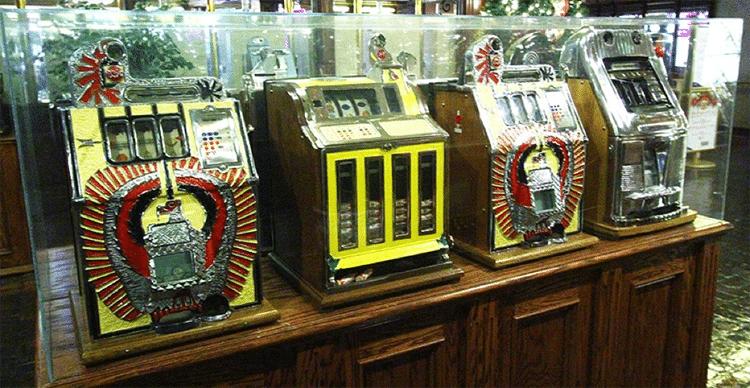 Slot machine da collezione